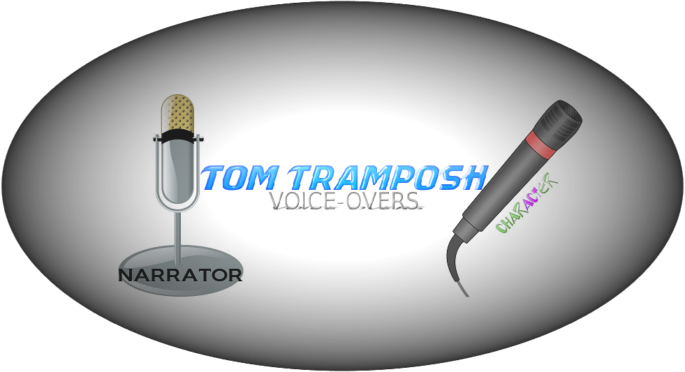voice over by Tom Tramposh